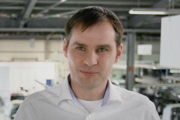 Alexander Kehl, Branch Manager, Mosolf Logistic & Services