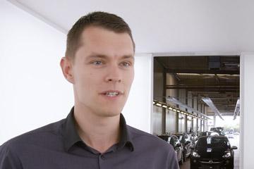 Marc Scheumann, Operations Manager at Mosolf Logistics & Services in Etzin