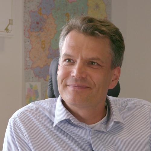 Andreas Thiemann, Managing Director, BLG Logistics